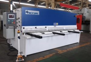 New Guillotines, New Shears, ACCURL Guillotines, Accurl Shears, New Sheet Metal Machines, New Accurl Cnc Pressbrakes