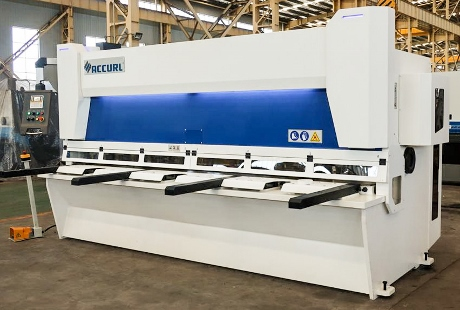 New Guillotines, New Shears, Accurl Guillotines, New Sheet Metal Machinery, New Fabrication Machinery