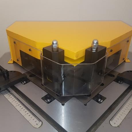 New Accurl Corner Notchers, New Notchers, New fabrication machines, New sheet metal machinery, new sheet metal notchers