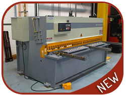 hydraulic machines, new and used sheet metal machinery for sale