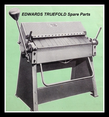 EDWARDS TRUEFOLD Folder Spares