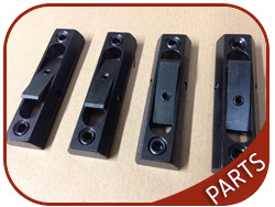 New spare parts for sheet metal machinery