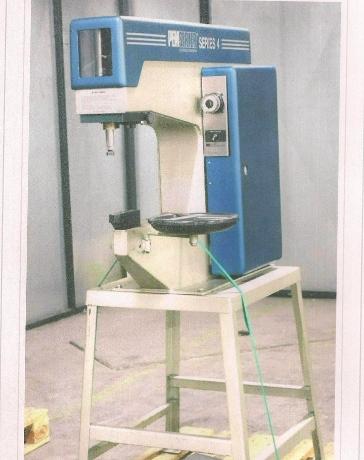 used pemserter, pem series 4, pemsert inserter, used bush inserters, pemserter, haeger, sertabush, used fabrication machinery, used sheet metal machinery