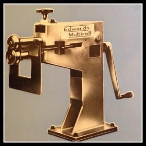 EDWARDS Manual & power Swagers. E14/E16/UR1/UR2/UR3/UR4