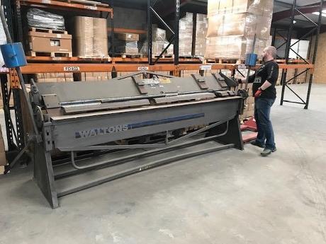Used Machines Drm Machinery Sheet Metalworking Machinery