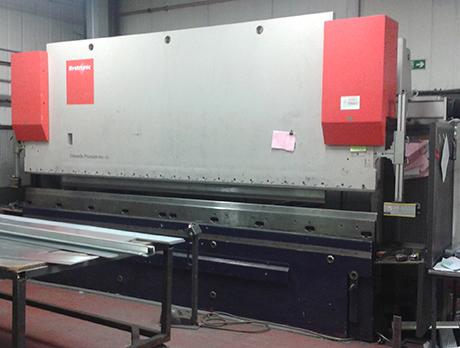 bystronic used machine, Edwards Pearson Pressbrakes