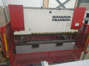 edwards pearson, used edwards pearson cnc pressbrakes, used brakepresses, new pressbrakes, used fabrication machines, used sheet metal machines, metalworking machinery, new accurl cnc pressbrakes