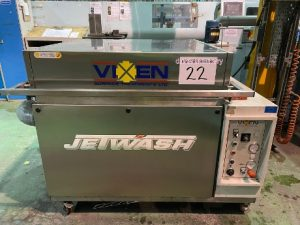 used vixen parts washer, vixen degreasers, used vixen model jw84 parts washer